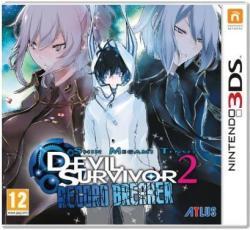 NIS America Shin Megami Tensei Devil Survivor 2 Record Breaker (3DS)