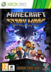 Telltale Games Minecraft Story Mode [Season Pass Disc] (Xbox 360)