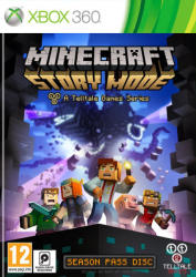 Telltale Games Minecraft Story Mode (Xbox 360)
