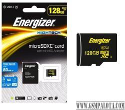 Energizer HighTech microSDHC 16GB Class 10 FMDAAH016A