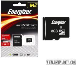 Energizer MicroSDHC 16GB Class 10 FMDAAC016A