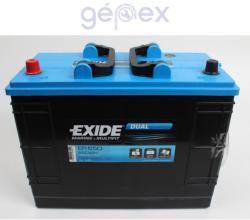 Exide 142Ah 800A ER650 Dual