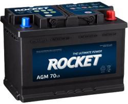 Rocket AGM L3 70Ah 760A jobb+