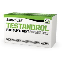 BioTechUSA Testandrol (210db)
