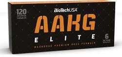 BioTechUSA AAKG Elite megadózisú kapszula (120db)