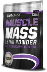 BioTechUSA Muscle Mass (1000g)