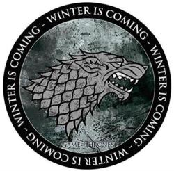 ABYstyle Game of Thrones - Winter is Coming Stark in Shape