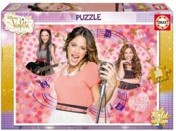 Educa Disney Violetta Gold Edition 300 db-os (E16367)