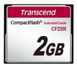 Transcend Industrial CF 2GB TS2GCF220I