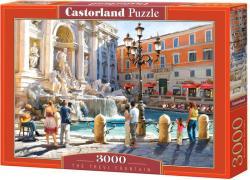 Castorland Trevi kút, Róma 3000 db-os C-300389