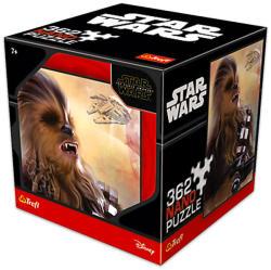 Trefl Nano puzzle - Star Wars Chewbacca 362 db-os (11200)