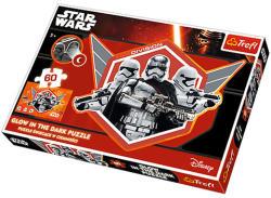 Trefl Star Wars Stormtrooper 60 db-os fluoreszkáló puzzle (14617)