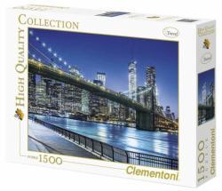 Clementoni New York 1500 db-os (31804)