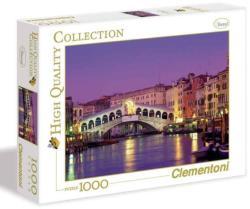 Clementoni Rialto-híd, Velence 1000 db-os (39068)