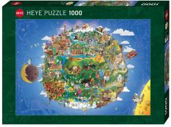 Heye A Föld 1000 db-os (29521)