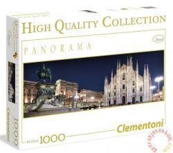 Clementoni Panoráma puzzle - Milánó 1000 db-os (31496)