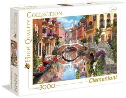Clementoni Velence 3000 db-os (33541)