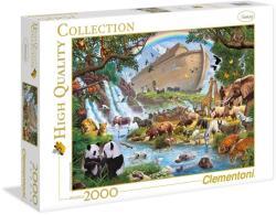 Clementoni Noé bárkája 2000 db-os (32550)