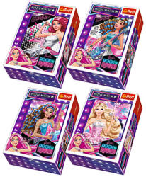 Trefl Barbie 54 db-os mini puzzle (54143)
