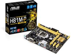 ASUS H81M-P PLUS