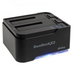 Akasa DuoDock X2 AK-DK06U3