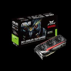 ASUS GeForce GTX 980 Ti 6GB GDDR5 384bit PCI-E (STRIX-GTX980TI-DC3-6GD5-GAMING)