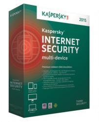 Kaspersky Internet Security 2015 Multi-Device (1 User, 1 Year) KL1941OBAFS