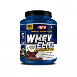 API Whey Elite - 2260g