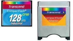 Transcend 128MB PCMCIA Type II ATA TS128MFLATA