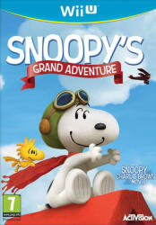 Activision The Peanuts Movie Snoopy's Grand Adventure (Wii U)