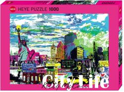 Heye City Life - I love New York 1000 db-os (29681)