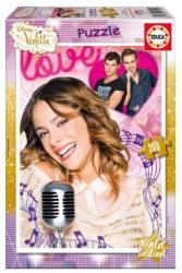 Educa Disney Violetta Gold Edition 200 db-os