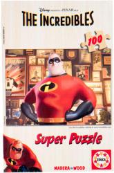 Educa Disney A hihetetlen család 100 db-os fa puzzle