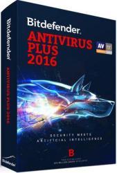 Bitdefender Antivirus Plus 2016 (3 User, 1 Year) UB11011003