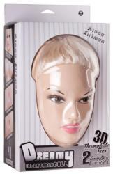 Aleda Kirtman szexbaba 3D arccal
