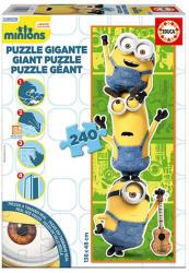 Educa Óriás Puzzle - Minyonok 240 db-os (16553)