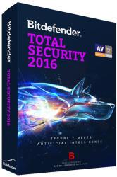 Bitdefender Total Security 2016 (1 Device/1 Year) UB11051001