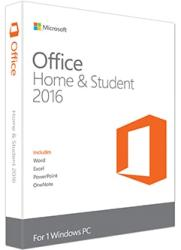Microsoft Office 2016 Home & Student HUN (1 User) 79G-04333