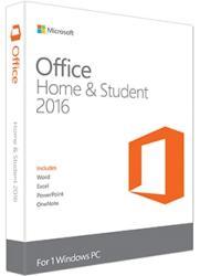 Microsoft Office 2016 Home & Student HUN (1 User) 79G-04333