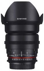 Samyang 24mm T1.5 VDSLR ED AS IF UMC II (MFT)
