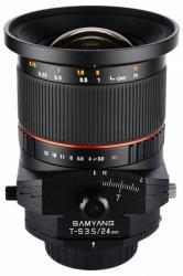 Samyang 24mm f/3.5 ED AS UMC Tilt-Shift (Samsung)