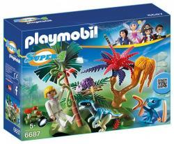 Playmobil Űrlakó a Rejtett szigeten (6687)