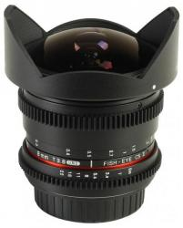 Samyang 8mm T3.8 Fish-Eye VDSLR UMC CSII (Canon)