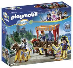 Playmobil Alex a királyi emelvénynél (6695)