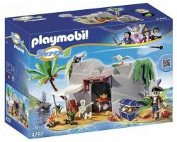 Playmobil Kincses kalózbarlang (4797)