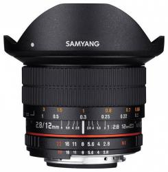 Samyang 12mm f/2.8 ED AS NCS Fish-Eye (MFT)