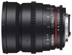 Samyang 24mm T1.5 ED AS IF UMC VDSLR (Fujifilm)