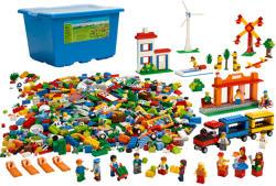 LEGO Set oras pentru incepatori (9389)