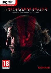 Konami Metal Gear Solid V The Phantom Pain (PC)