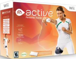 Electronic Arts EA Sports Active Personal Trainer [Bundle] (Wii)